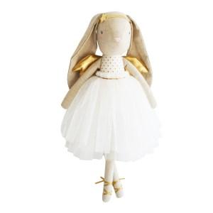 AR Linen Bunny - Estelle Angel 50cm