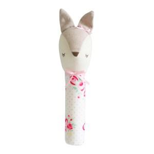 AR Squeaker Dreaming Daphne Deer - Pink