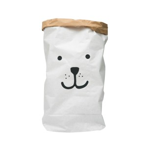TK Paper Bag - Bear