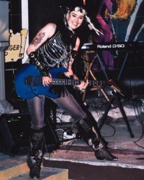Mirakali at the Spirit of Woodstock Festival
