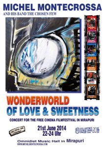 Wonderworld-Of-Love-Sweetness-Konzert-Plakat