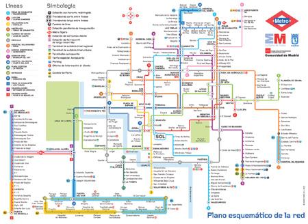 Metro Madrid, spot El Madrid de Filipinas