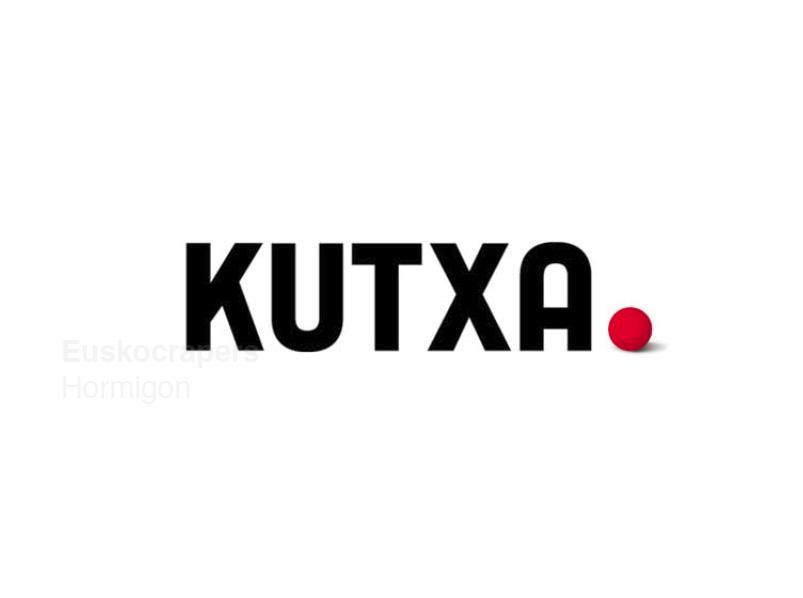 kutxa nuevo logotipo grande