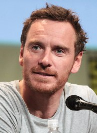 Fassbender as McMorrow?