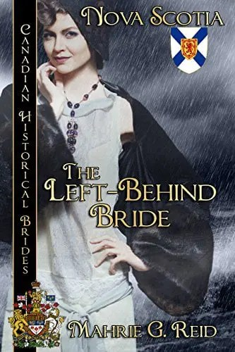 The Left-Behind Bride by Mahrie G. Reid