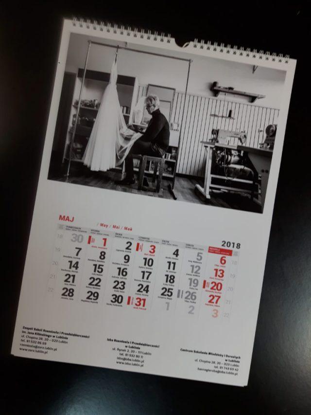 Moja firma w kalendarzu Izby Rzemieślniczej w Lublinie