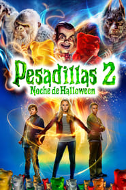 Pesadillas 2: noche de Halloween