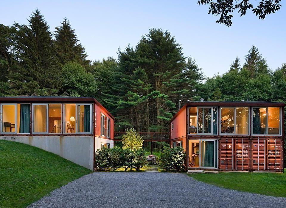 planejar casa container