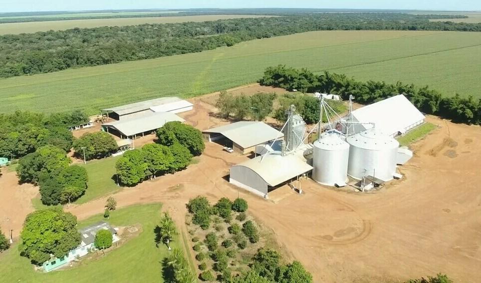 Fazenda Quatrilho - Miranda container