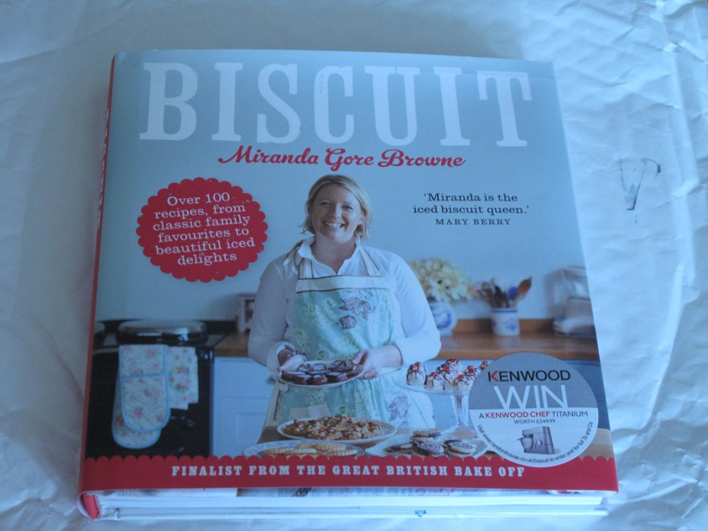 Biscuit has arrived!