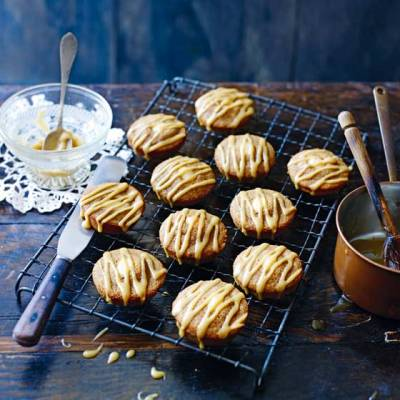Coffee Cardamon and Almond Friands – Sainsbury's Magazine