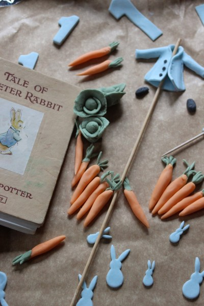 Peter Rabbit Tea Party