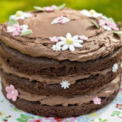 Dreamiest Chocolate Cake