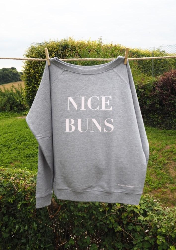 Nice Buns Sweatshirt