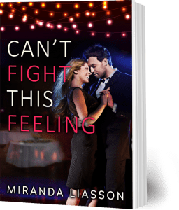 "Image of Book Cover ""Can't Fight This Feeling"" by Miranda Liasson"