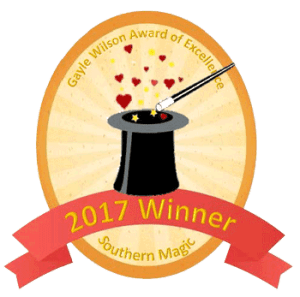 Gayle Wilson Award of Excellence 2017 Winner