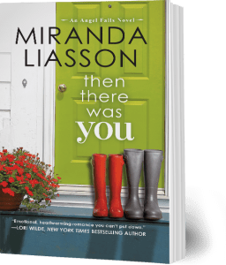 """Book Cover """"Then There Was You""""— by Miranda Liasson"""