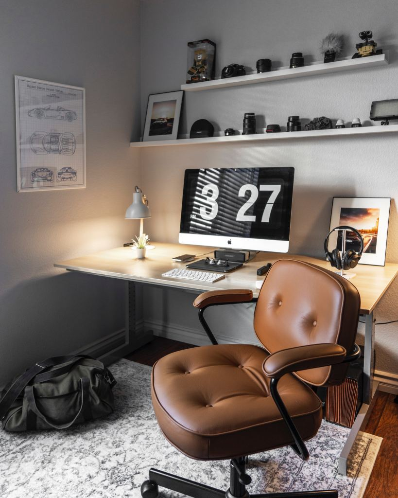 Awesome Modern Industrial Office Chair Roundup Miranda Schroeder Home Interior And Landscaping Dextoversignezvosmurscom