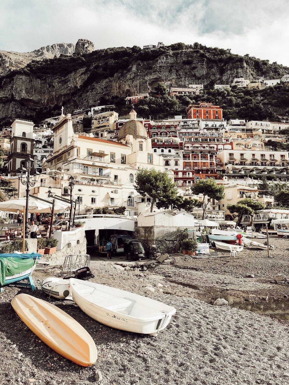 A Day in Positano, Italy | Miranda Schroeder Blog