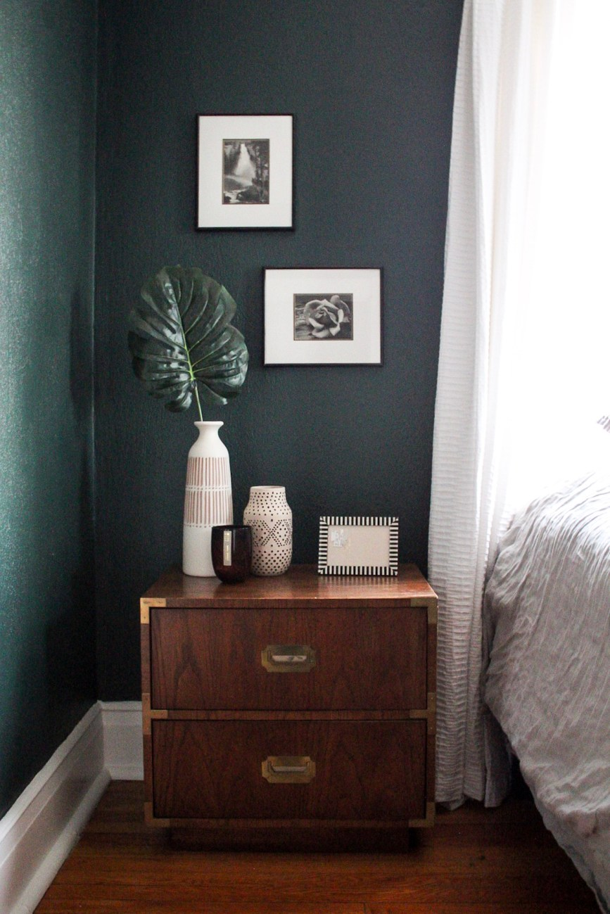 How to Style Nightstands for Everyday Use | Miranda Schroeder Blog
