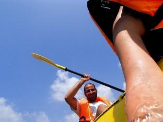 Kayak Koh Tao