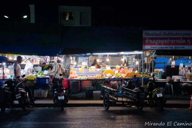 Mercado Nocturno Krabi Night Market