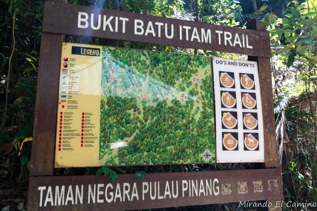 Parque Nacional Penang Pulau Pinang