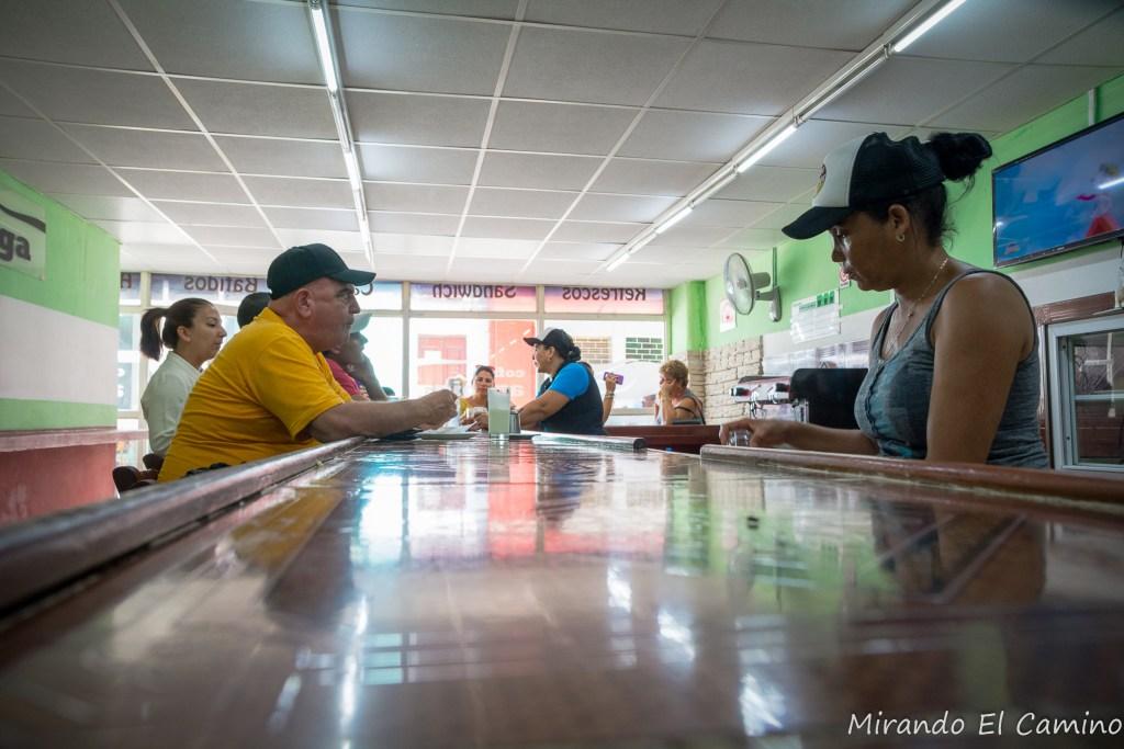 Bar de Camaguey Cuba