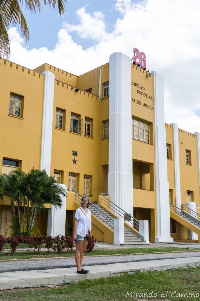 Cuartel Moncada