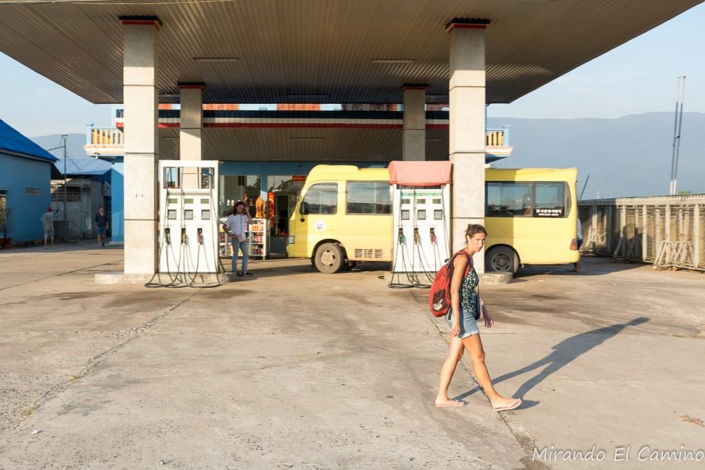 Frontera Vietnam Camboya