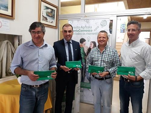 Resultado de imagem para Crédito Agrícola oferece estojos escolares aos alunos do 1º Ciclo do Concelho de Mira