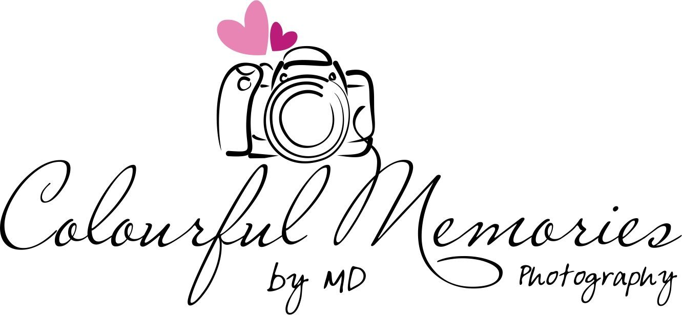 colourful memories md photography logo