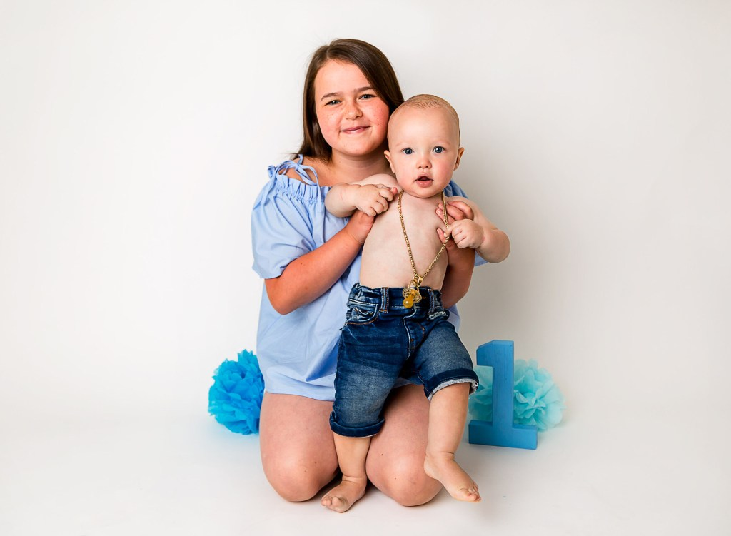 children photography London Enfield studio