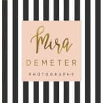 mira demeter photography logo child family headshot photographer
