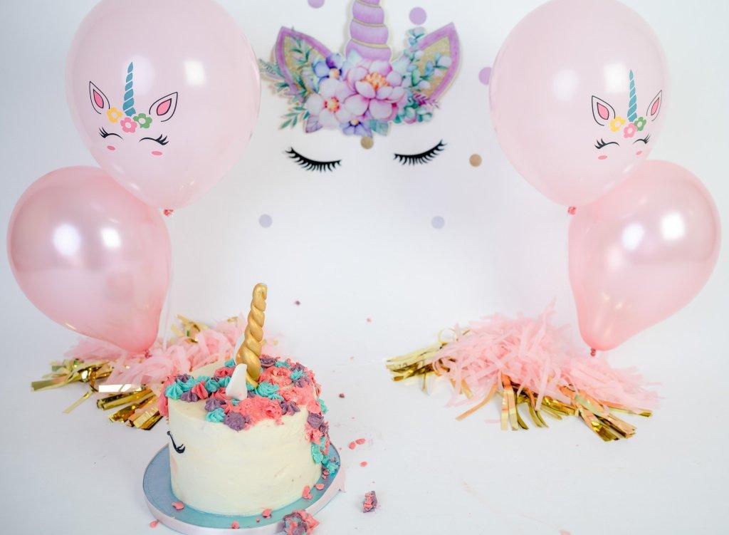 Birthday cake smash photography London Enfield Photographer