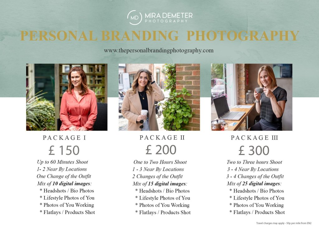 Personal Branding Photography