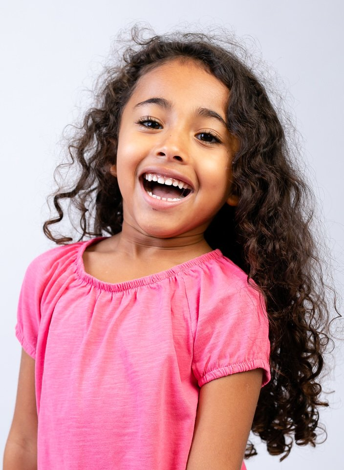 child headshot portfolio update London Enfield Photographer