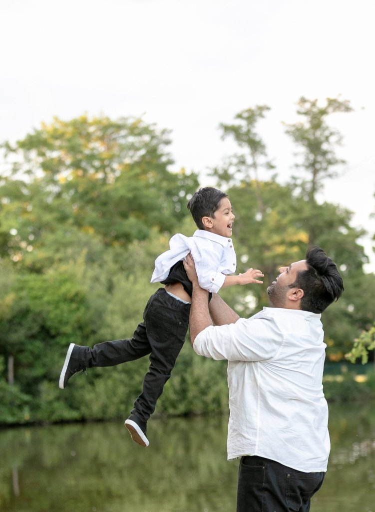 Dad son Photoshoot Forty Hall Enfield