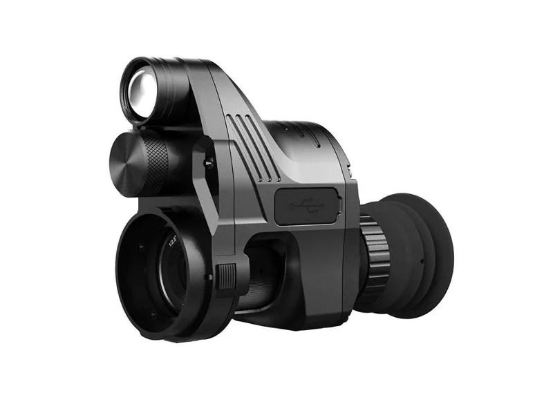 visor nocturno para acoplar a mira telescopica