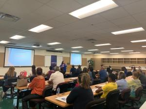 Seminar on Adult and Career Services in Tampa