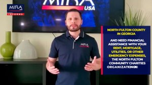MIRA USA Informs! in North Fulton County in Georgia – Financial assistance