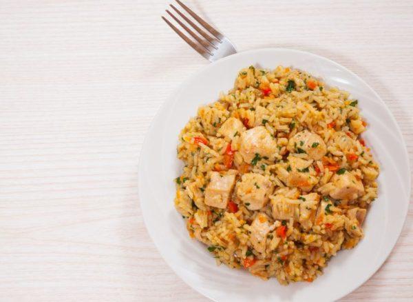 Самый вкусный плов с курицей - Mir Cooking