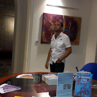 Mostra Opere Lecce Mirco Turco