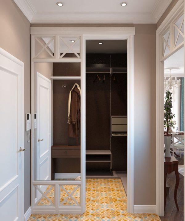Двери для гардеробной - фото обзор лучших вариантов