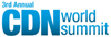 CDN World Summit — London, UK — 2-4 October, 2012