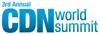 3rd Annual CDN World Summit