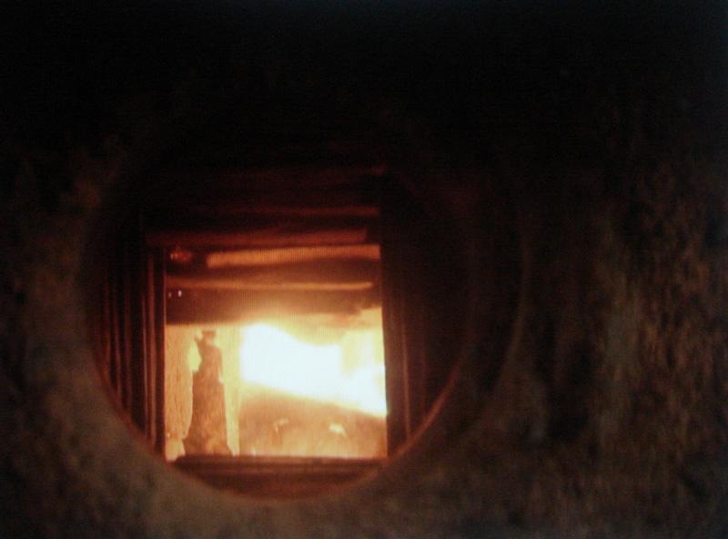 Brick Noise furnace