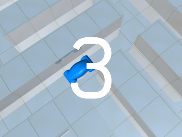 Autostadt — Countdown 3...