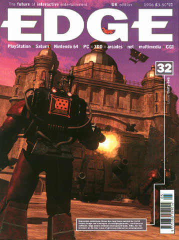 Dreadnought on the cover of Edge