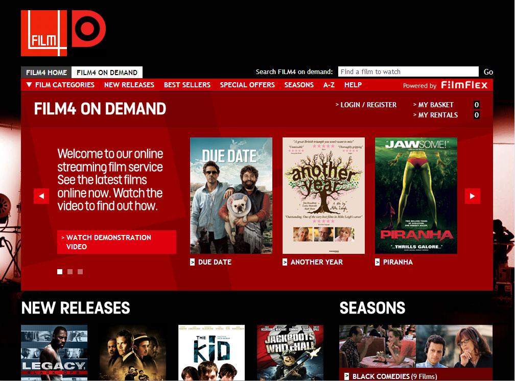 Film4oD — Home top